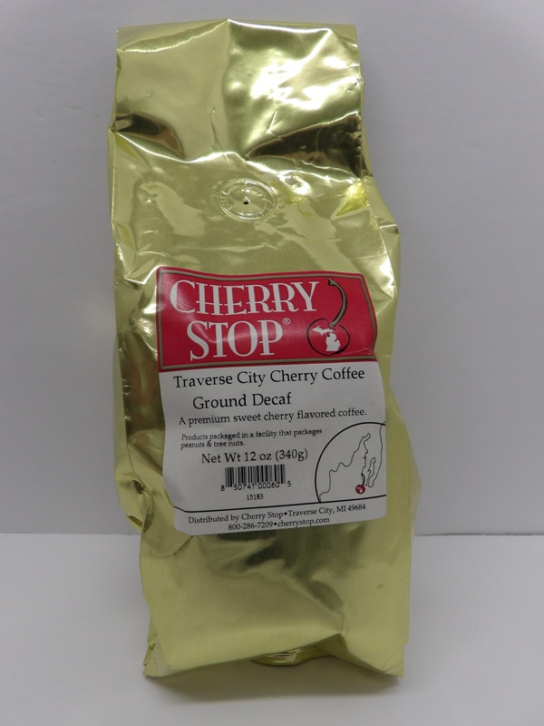 Cherry Decaf Coffee - Cherry Stop