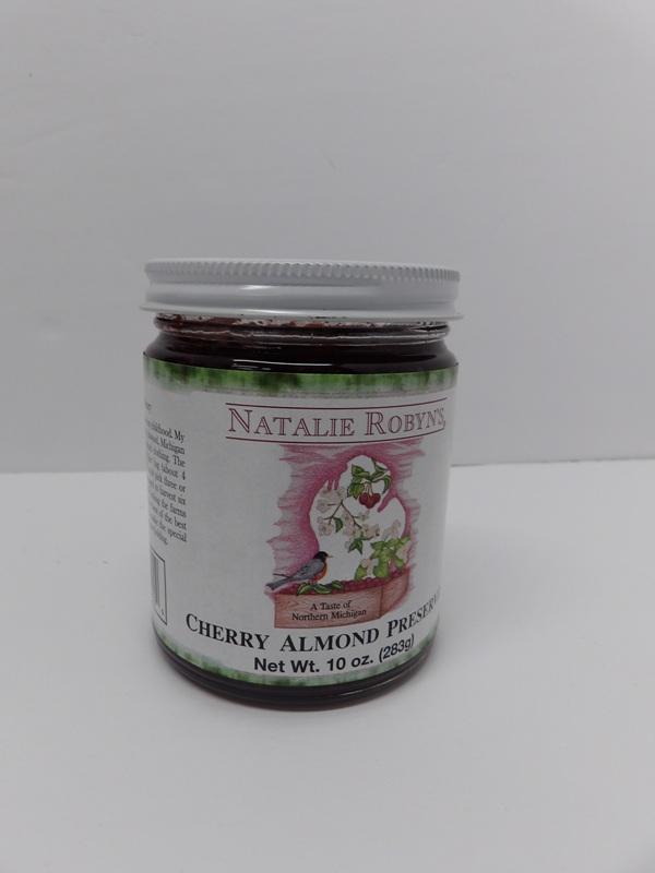Cherry Almond Preserves - Natalie Robyns