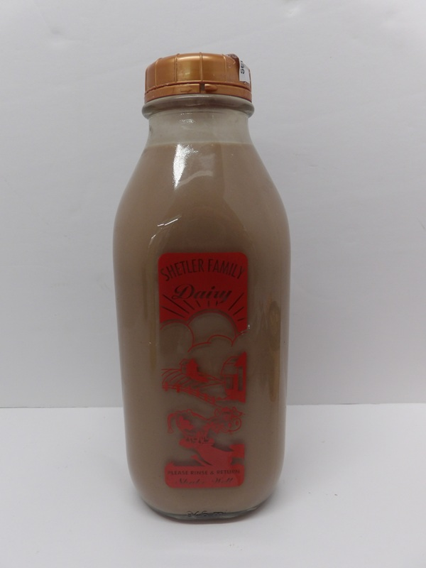 Chocolate Milk - Shetler Dairy
