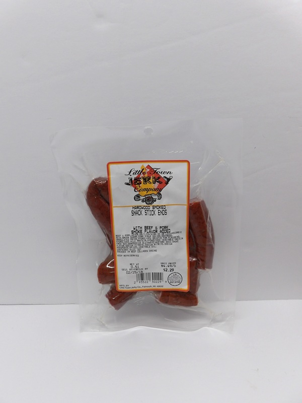 Snack Stick Ends - Ebel's Meats