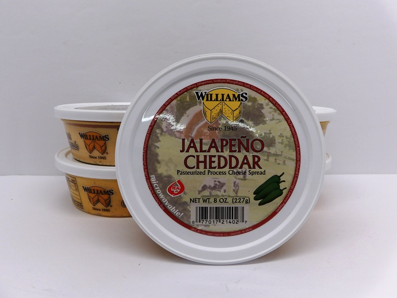 Jalapeno Cheddar Cheese Spread
