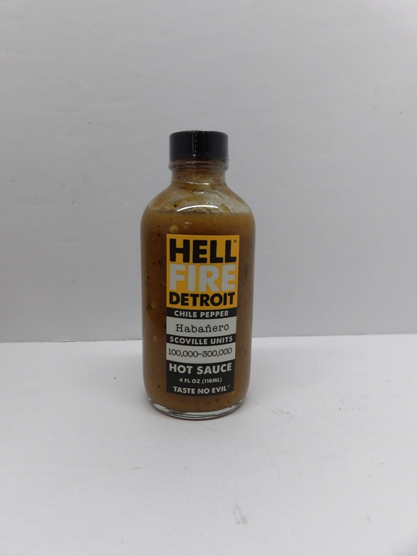 Habenero - Hell Fire Detroit