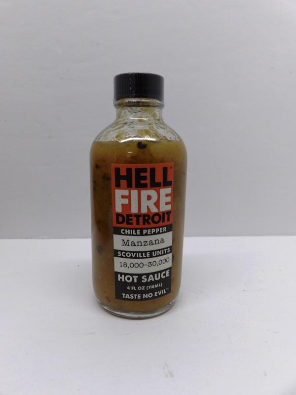 Manzana - Hell Fire Detroit