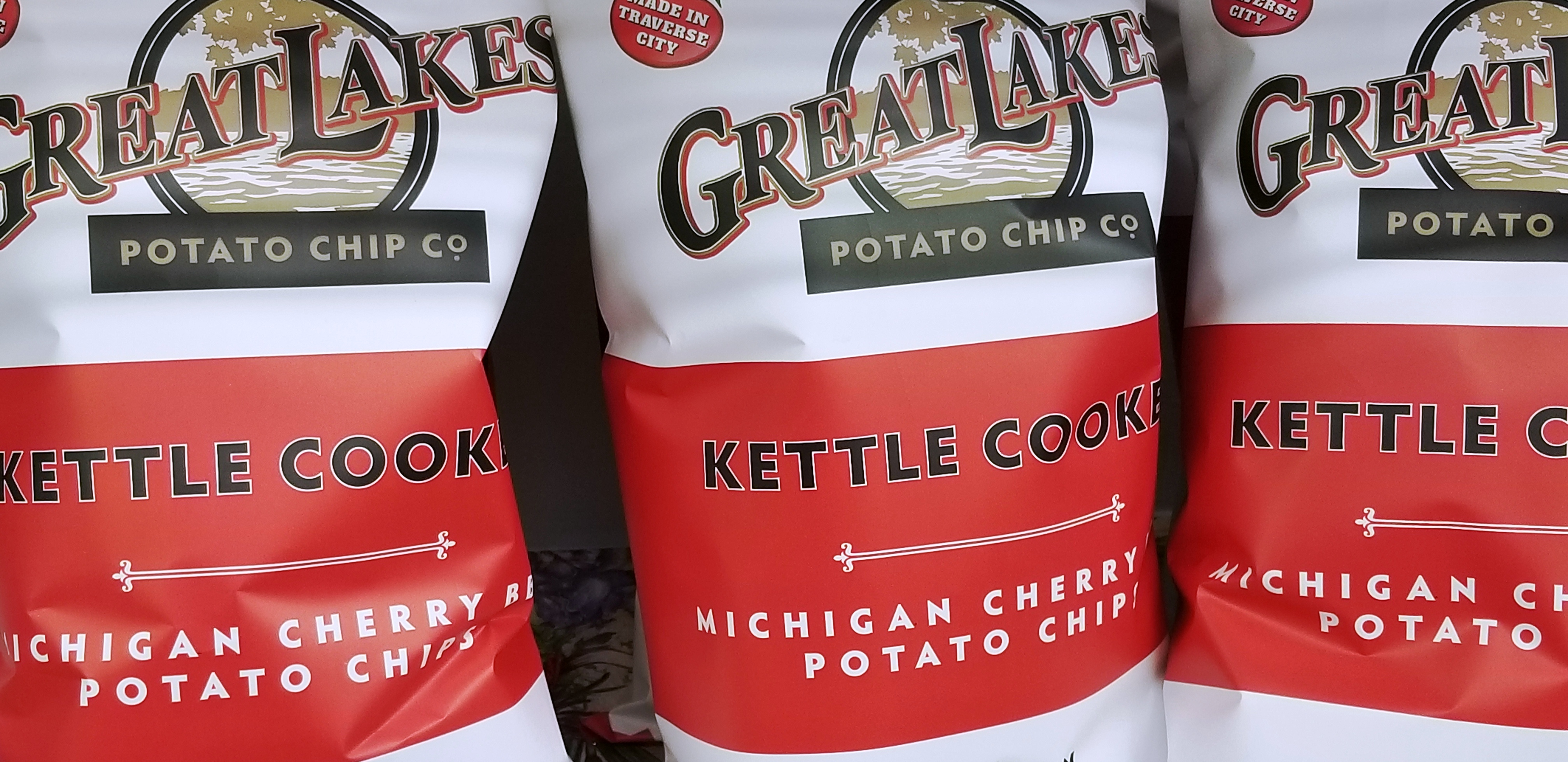 Great Lakes Cherry Barbecue Chips