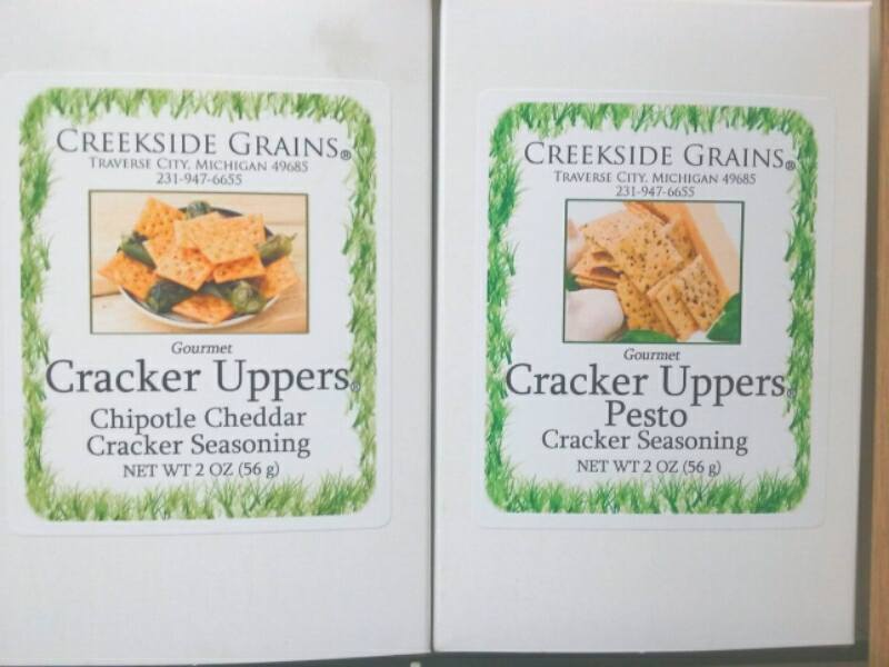 Creekside Cracker Uppers