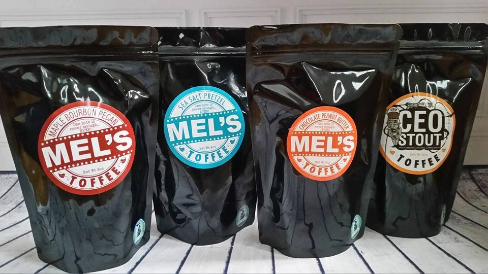 Mel's Toffee