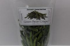 Green Bean Crisps - Evergreen's