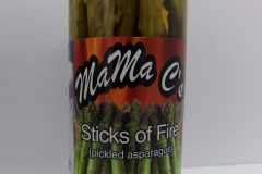 Sticks of Fire - Mama C's