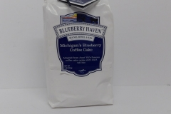 Michigan's Blueberry Coffeecake Mix - Blueberry Haven