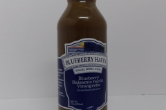 Blueberry Balsamic Garlic Vinaigrette - Blueberry Haven