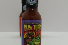 Papa's Smoked Peppa - Papa Turts Hot Sauce