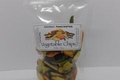 Vegetable Chips - Evergreen's