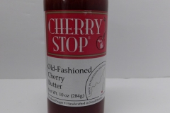 Old Fashioned Cherry Butter -Cherry Stop