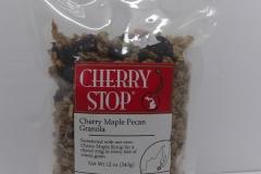 Cherry Maple Pecan Granola - Cherry Stop