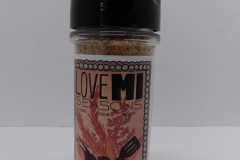 BBQ Rub - Love MI Seasons