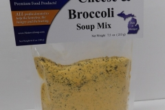 Cheese and Broccoli - Motown Soups