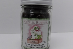 Dark Chocolate Covered Cherries - Natalie Robyns
