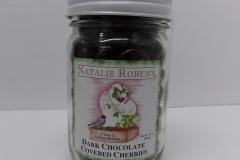 Dark Chocolate Covered Cherries - Natalie Robyns