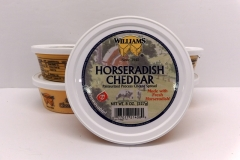 Horseradish Cheddar Cheese Spread