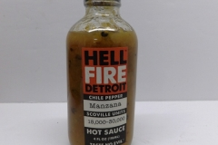Manzana - Hell Fire Detroit