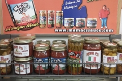 Mama C's Sauces and Snacks