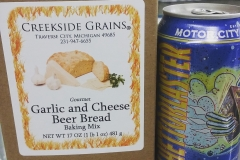 Beer Bread Mix and Ghetto Blaster Beer