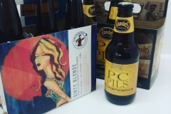 Atwater Dirty Blond and Founders PC Pils