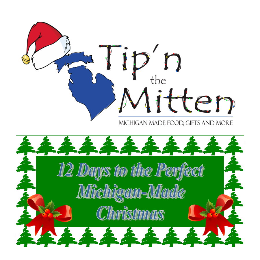 12 Days of Christmas at Tip'n the Mitten
