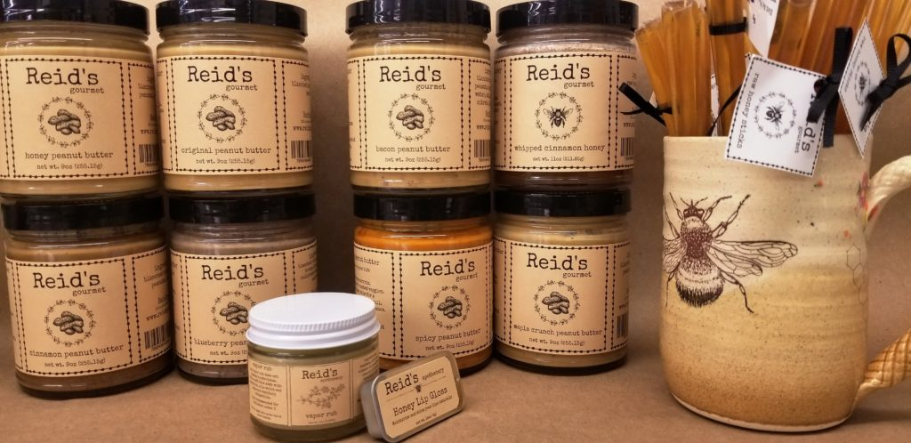 Reid's Gourmet - Featured Vendor at Tip'n the Mitten