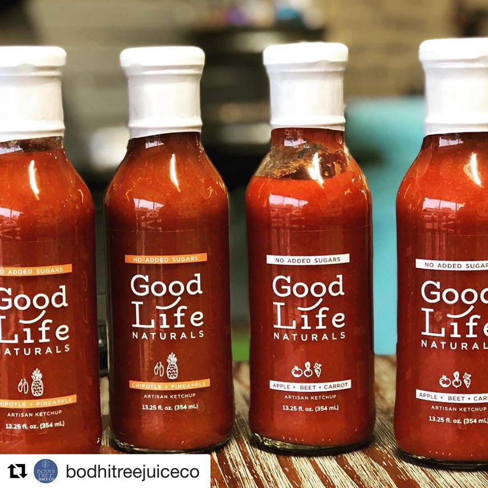 GOOD LIFE NATURALS – KETCHUP!! – FEATURED VENDOR