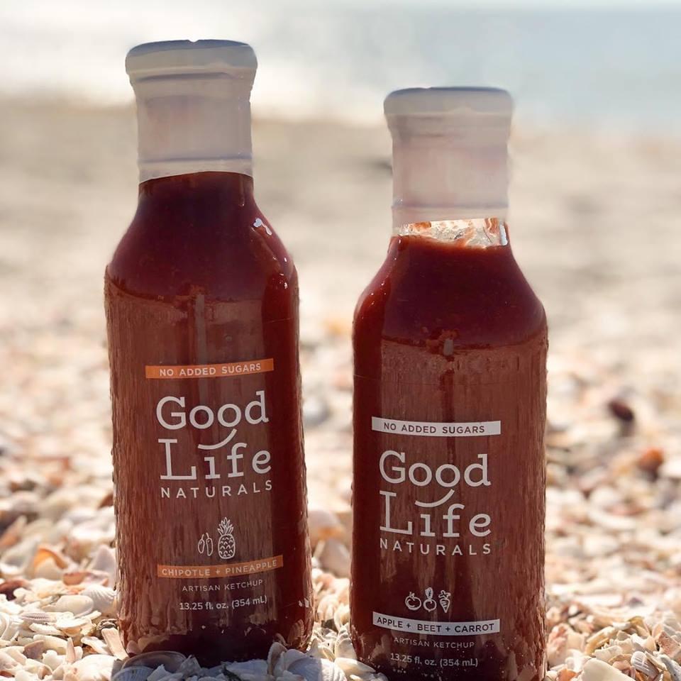 Good Life Naturals - KETCHUP!! - Featured Vendor