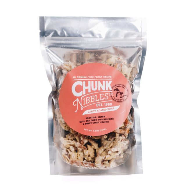 Chunk Nibbles - Featured Vendor at Tip'n the Mitten