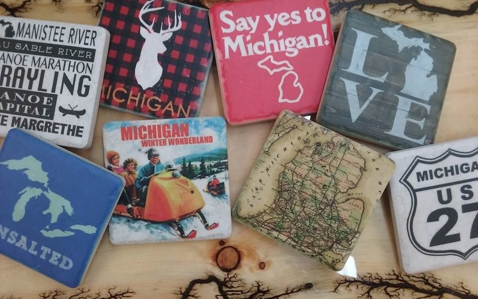 Iconic Detroit- Featured Vendor at Tip'n the Mitten