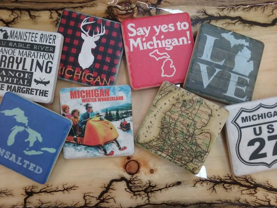 Iconic Detroit – Featured Vendor at Tip'n the Mitten
