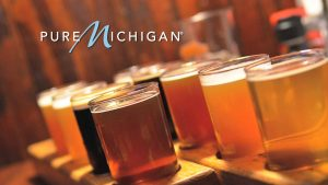 Michigan craft beer at Tipn the Mitten